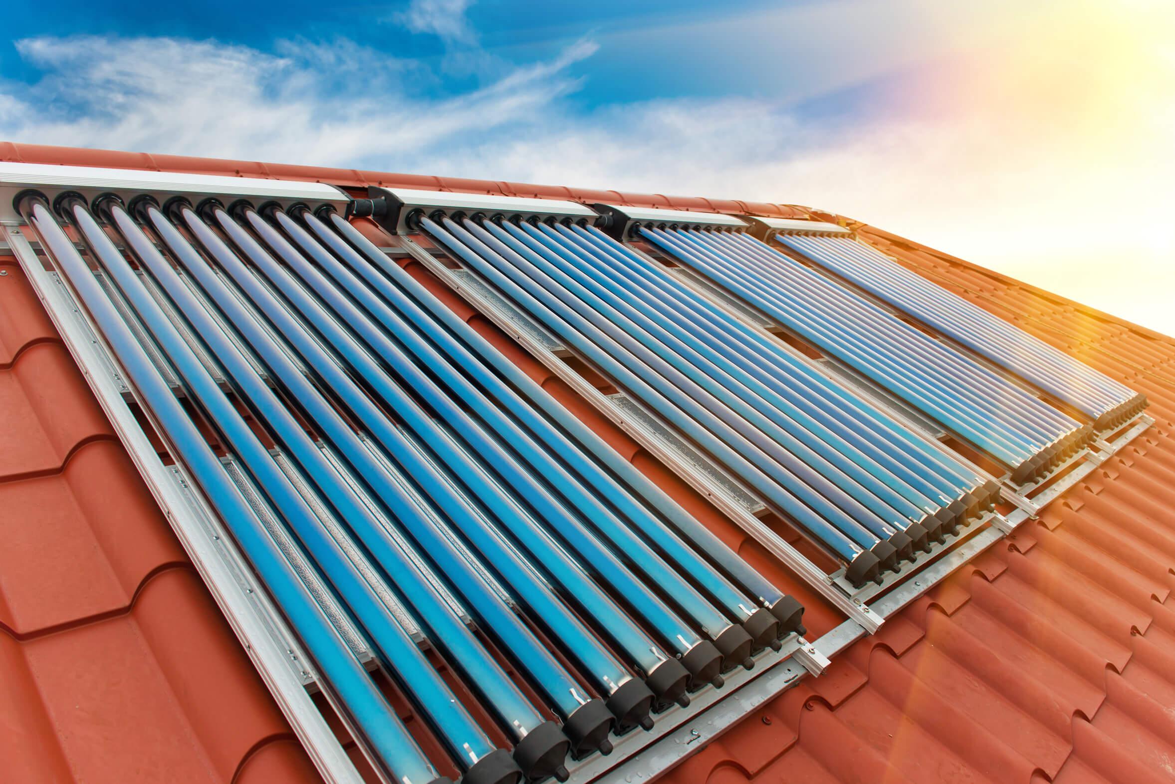 Solar, Solaranlage