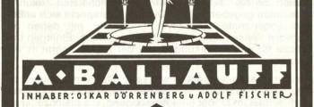 20er Jahre: Logo