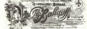 1987: 100 Jahre A. Ballauff